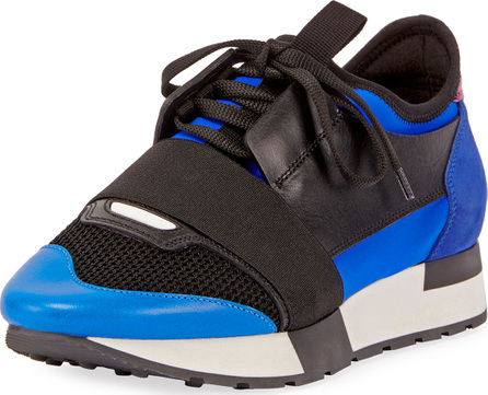 Balenciaga Race Colorblock Sneaker
