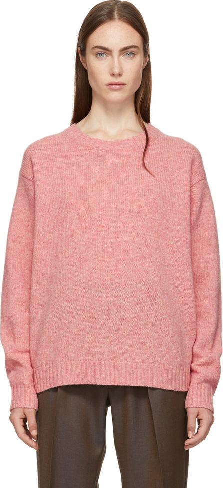 Acne Studios Orange Samara Sweater