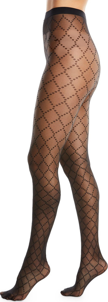 Wolford Dot Semisheer Tights
