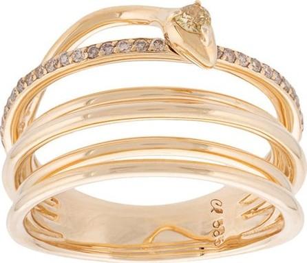 Adeesse Embellished stackable ring