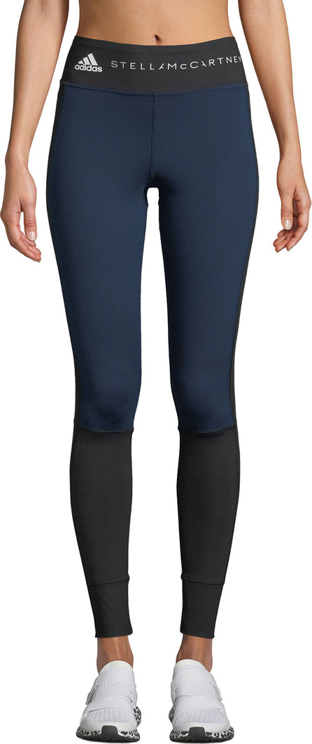 Adidas By Stella McCartney Yoga Comfort Colorblock Performance Tights