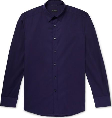 Ermenegildo Zegna Cotton-Poplin Shirt