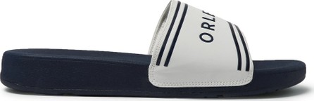 Orlebar Brown Haddon Logo-Detailed Canvas and Rubber Slides