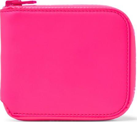 Acne Studios Kei Leather Zip-Around Wallet