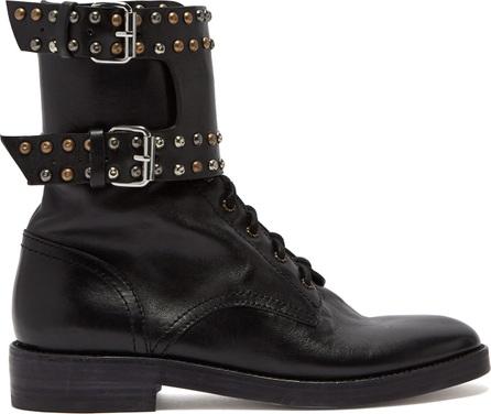 Isabel Marant Teylon leather ankle boots