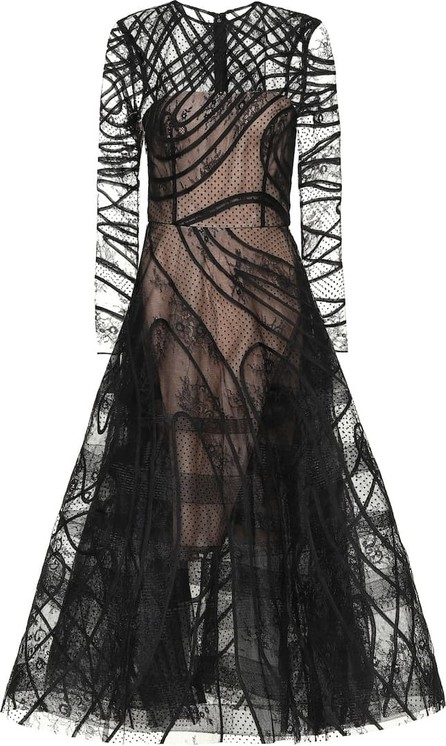 Oscar De La Renta Lace cocktail dress