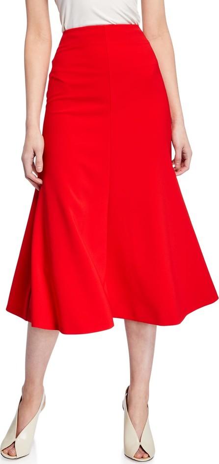 A.W.A.K.E A-Line Midi Skirt