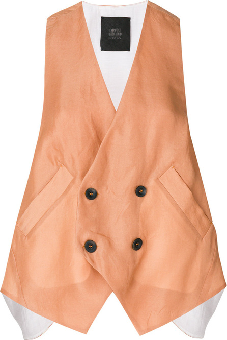 Lost & Found Ria Dunn Double-breasted waistcoat