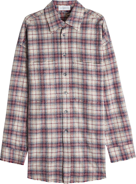 Faith Connexion Checked Cotton Shirt