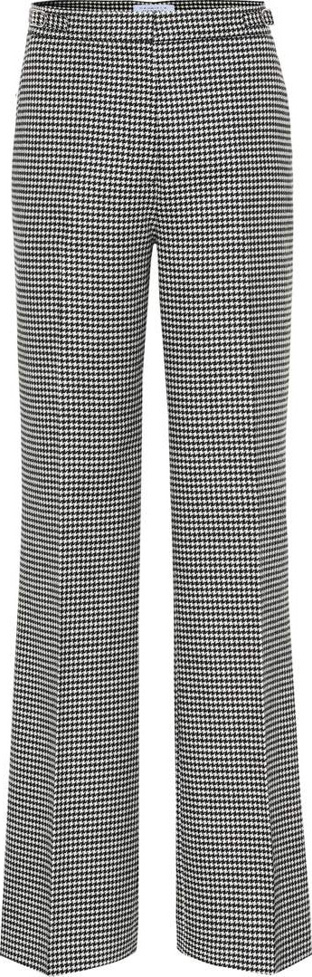 Gabriela Hearst Vesta wool and cashmere pants