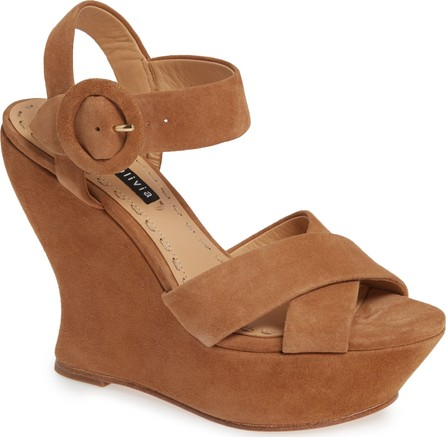 Alice + Olivia Jodiey Wedge Sandal