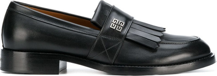 Givenchy Fringe detail loafers