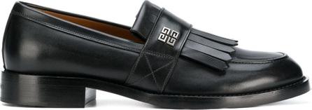 Givenchy Fringe detail loafers