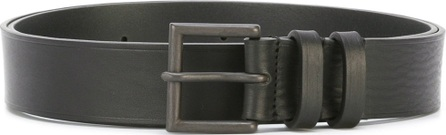Haider Ackermann square buckle belt