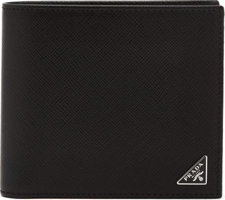 Prada Classic leather wallet