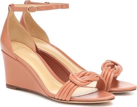 Alexandre Birman Vicky 75 leather sandals