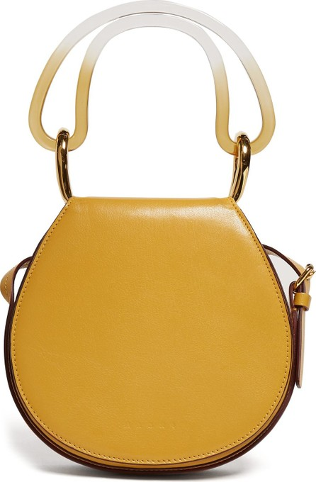 Marni Melville leather cross-body bag