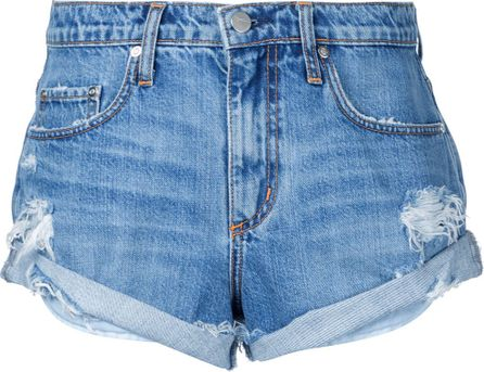 Nobody Denim Boho Short Angellic