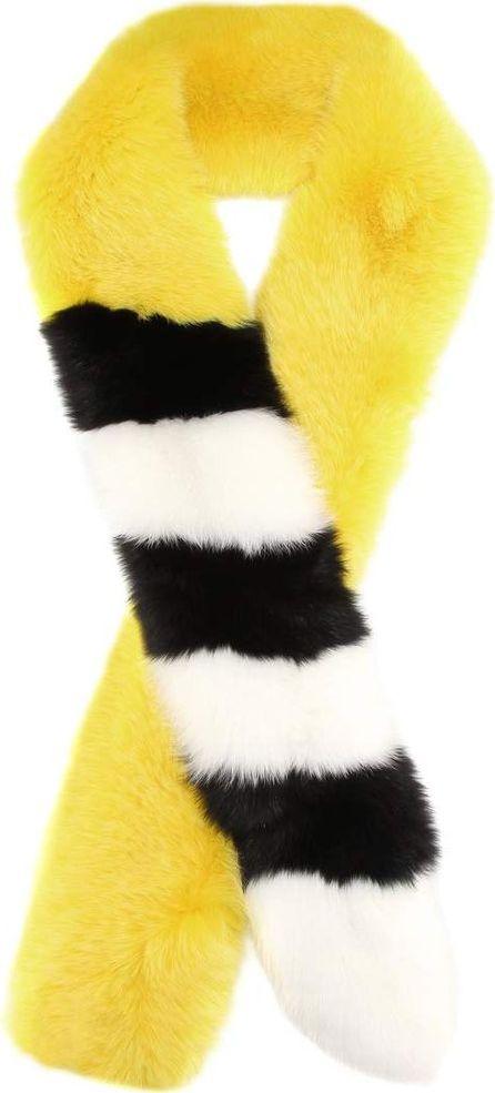 Off White Fur scarf