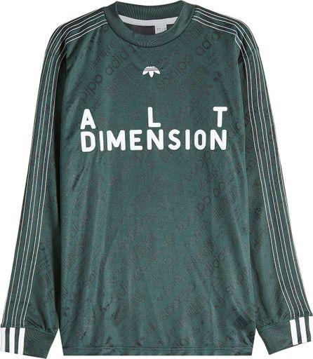 Adidas Originals by Alexander Wang Soccer Long Sleeve Top
