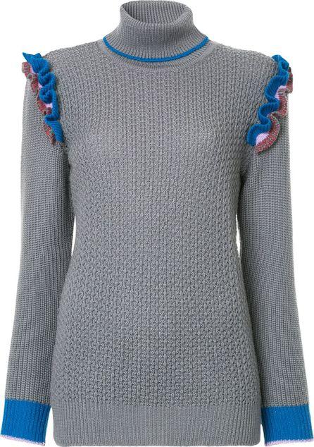 Anna October long sleeve knitted jumper