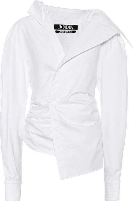 Jacquemus La Chemise Elie cotton shirt