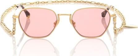 Alessandra Rich Exclusive to Mytheresa – x Linda Farrow square sunglasses