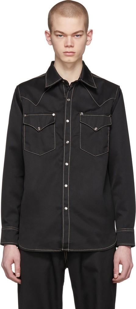Eytys Black Sierra Cali Shirt