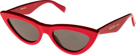 Celine Exaggerated Cat-Eye Sunglasses