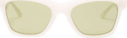 Celine Rectangular acetate sunglasses