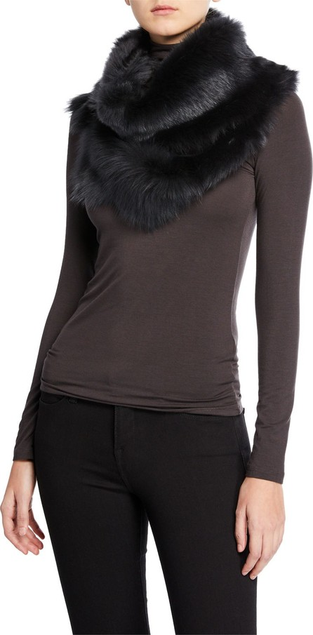 Gushlow and Cole Split Toscana Fur Scarf