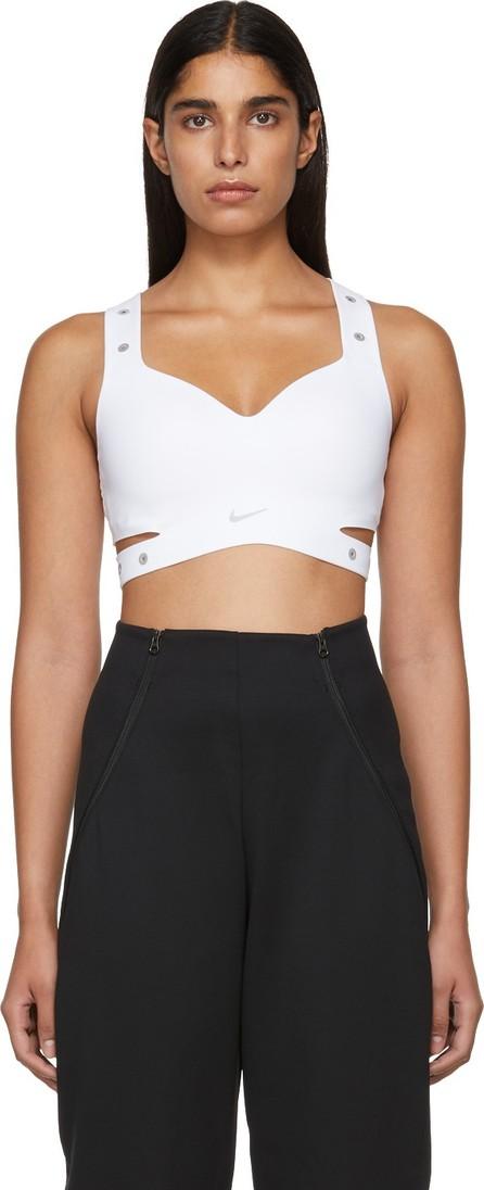 NikeLab White XX High Support Sports Bra