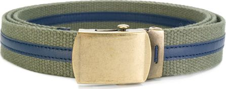 Ermanno Scervino casual striped belt