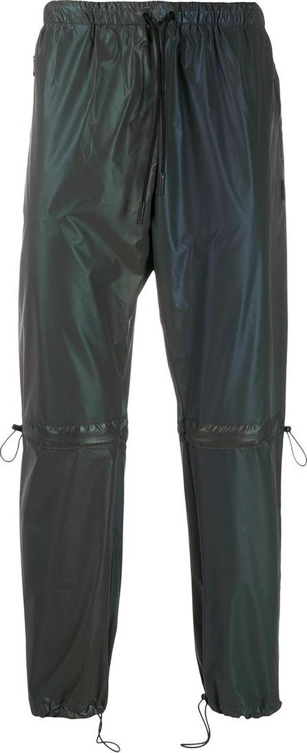 Marcelo Burlon Drawstring trousers