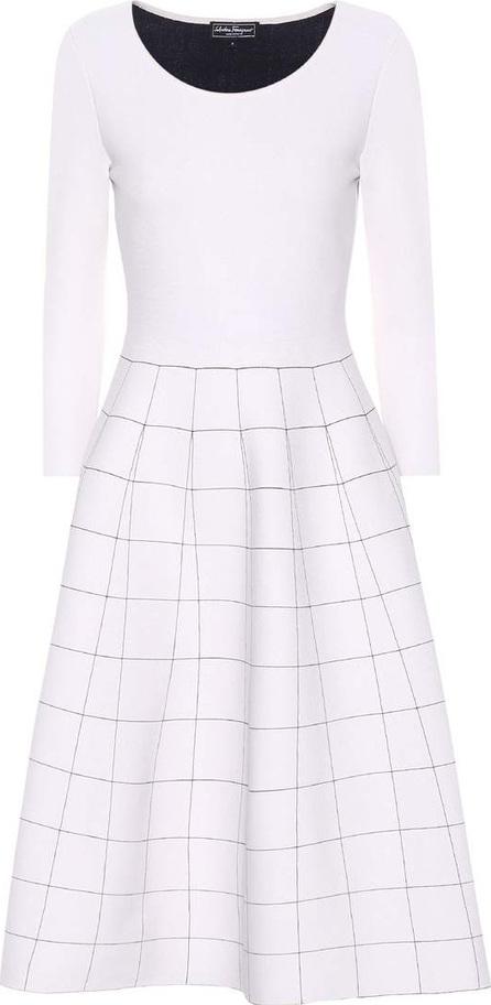 Salvatore Ferragamo Stretch-jersey dress