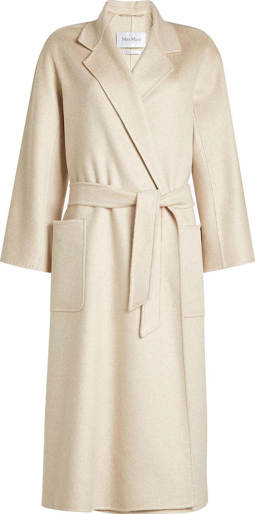Max Mara - Belted Wool Coat