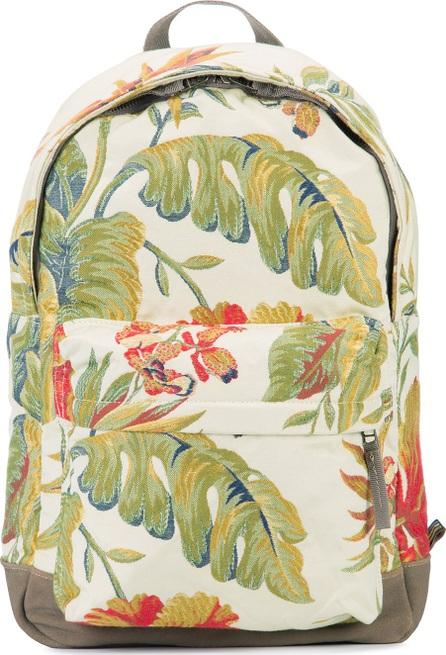 Adidas Superstar floral jacquard backpack