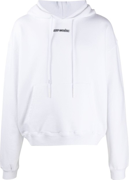 Off White Marker Arrows hoodie