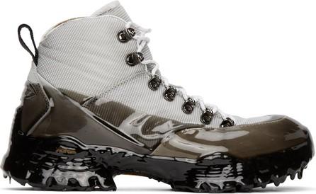 Roa Grey Andreas Hiking Boots