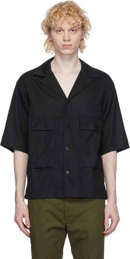 Visvim Black Cornet Shirt