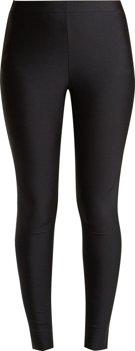 Gucci Side-stripe logo-jacquard jersey leggings