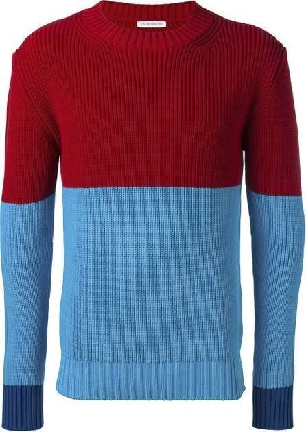 J.W.Anderson colour block jumper