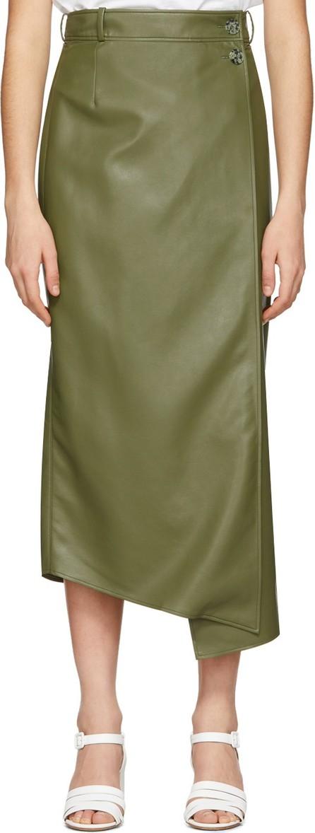 Aeron Green Lucilla Wrap Skirt