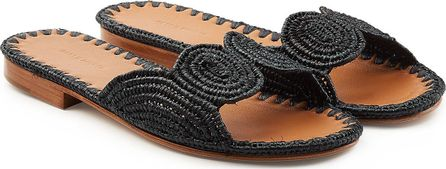 Carrie Forbes Naima Raffia Sandals