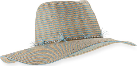 Gigi Burris Jeanne Braided Straw Sun Hat