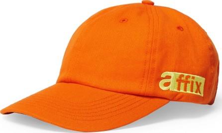 Affix Logo-Embroidered Cotton-Twill Baseball Cap