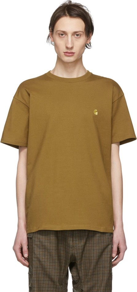 Carhartt Work In Progress Brown Chase T-Shirt