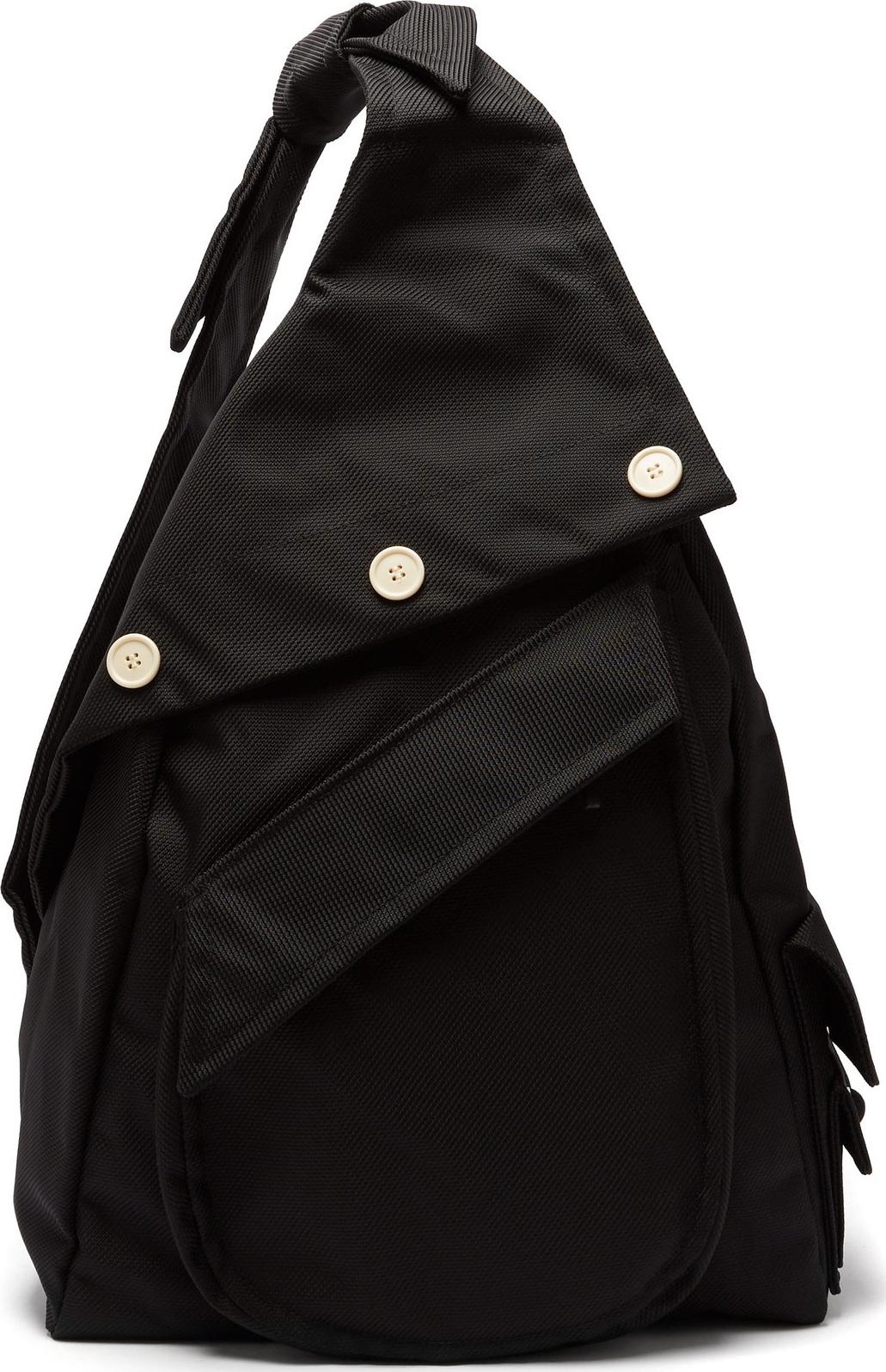 Raf Simons X Eastpak - Organised Sling one-shoulder nylon backpack