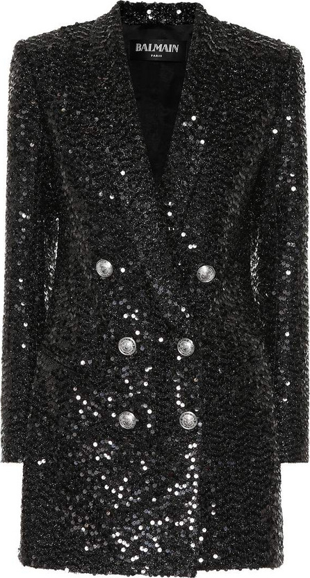 Balmain Sequinned blazer