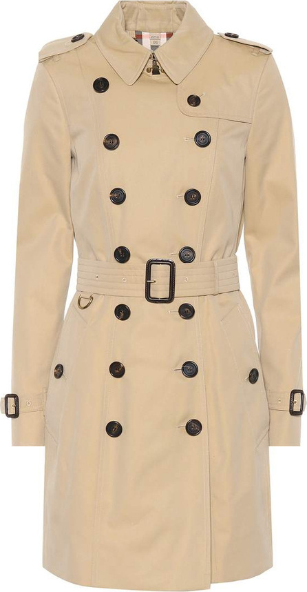 Burberry London England The Chelsea cotton trench coat